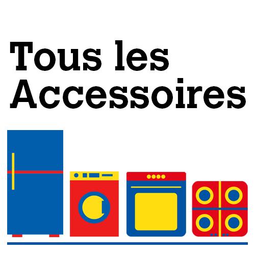 Découvrez tous les accessoires pour le gros électroménager chez Darty. Services Darty compris