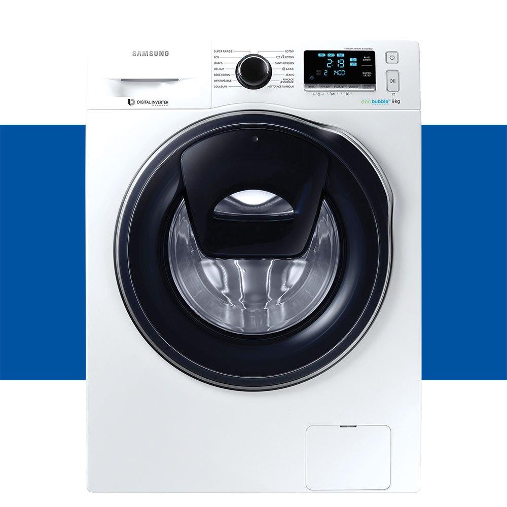 Découvrez tous les lave-linge et machines à laver chez Darty. Services Darty compris