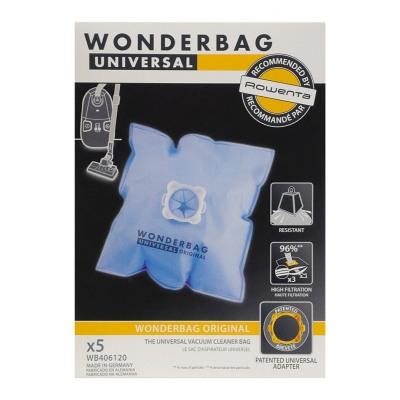 Rowenta WONDERBAG SACS UNIVERSELS X5 WB406120