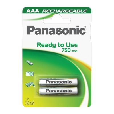 Panasonic EVOLTA LR03 X2 750 mAh