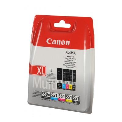 Canon PGI 550 XL / CLI 551