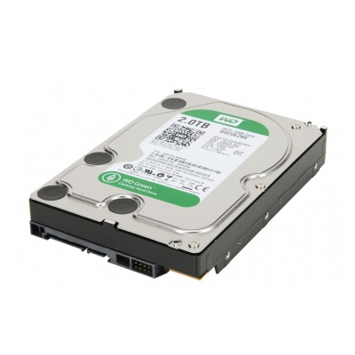 "Wd WD Green 3,5"" 2 To WDBH2D0020HNC"