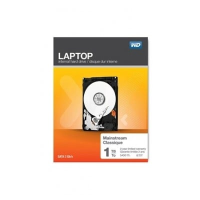 Wd Laptop mainstream 1TO