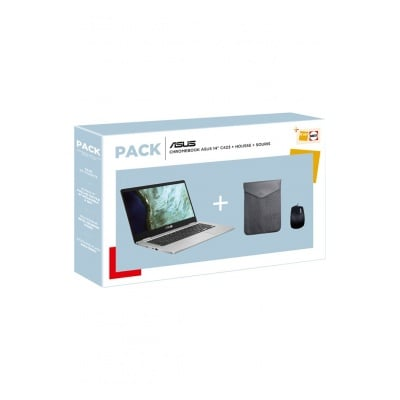Asus PACK C423NA-BZ0219  + HOUSSE + SOURIS
