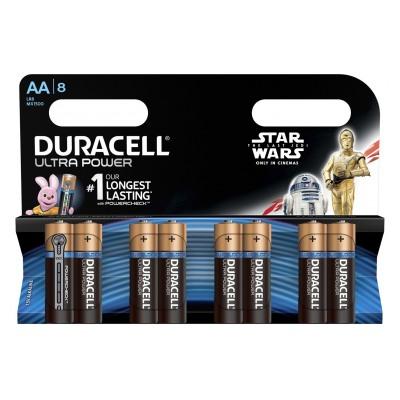 Duracell DURACELL ULTRA POWER AA X8 STAR WARS
