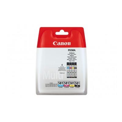 Canon CLI-581 C/M/Y/BK