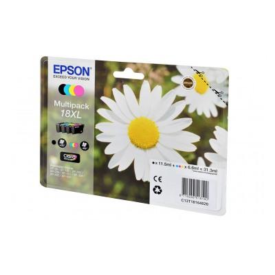 Epson Pack Paquerette T1816 XL 4 CL
