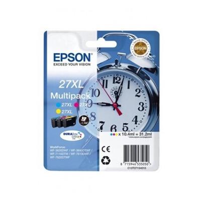 Epson Pack Reveil T2715 XL 3CL