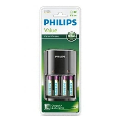 Philips CHARGEUR DE PILES 800 MAH
