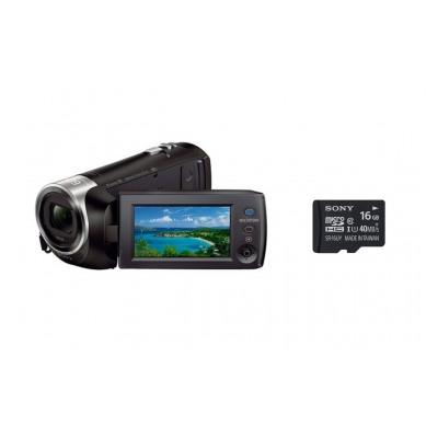 Sony HDR-PJ410 + CARTE MICRO SD 16Go