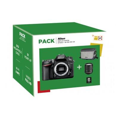 Nikon D7200 18-105MM VR