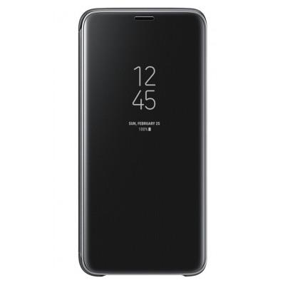 Samsung Etui Clear View pour GALAXY S9 NOIR