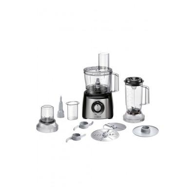 Bosch MCM3501M|Robot multifonction|noir / inox brossé