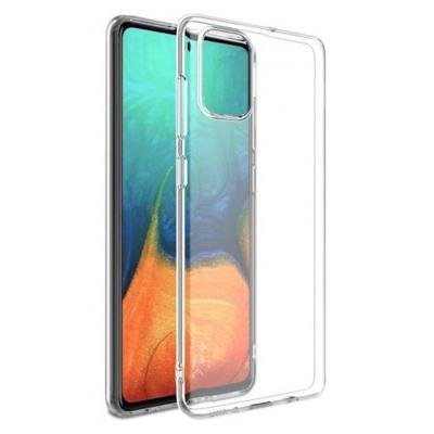 Samsung Coque arrière transparente 'Designed for SAMSUNG' pour Samsung Galaxy A71