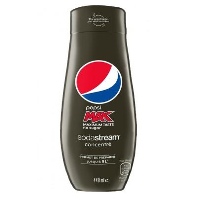 Sodastream Sirop Concentré Pepsi MAX