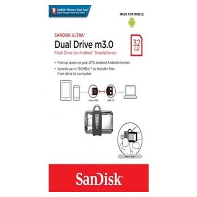 Sandisk OTG DUAL DRIVE M3 32GB