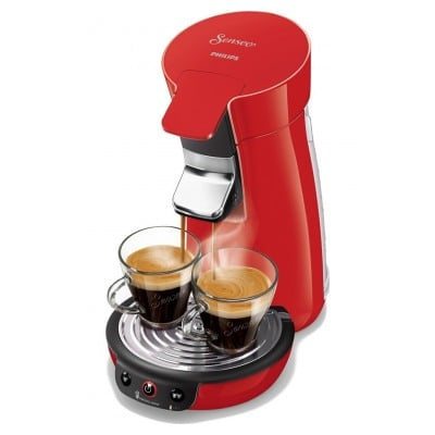 Philips SENSEO VIVA CAFE HD6563/83 ROUGE