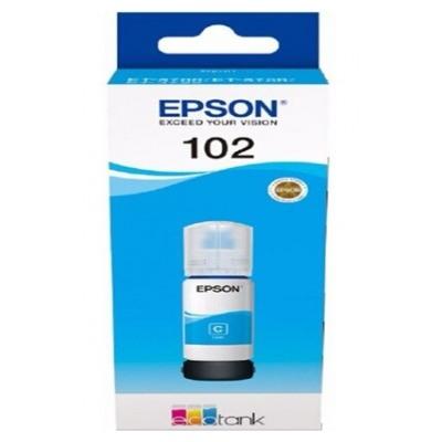 Epson ECOTANK T102 CYAN