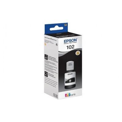Epson 102 EcoTank BK Ink Bottle