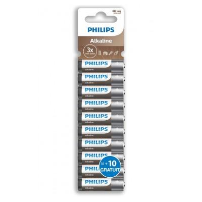 Philips LR06 10+10