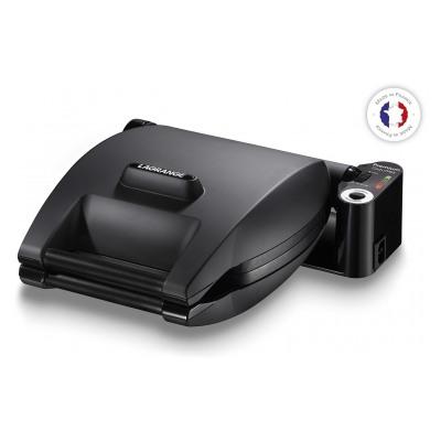 Lagrange Gaufrier / croque-monsieur Lagrange  Premium gaufres® Noir 3 plaques - 019637
