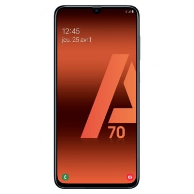 Samsung Galaxy A70 noir 128Go