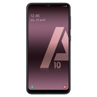 Samsung Galaxy A10 32Go noir