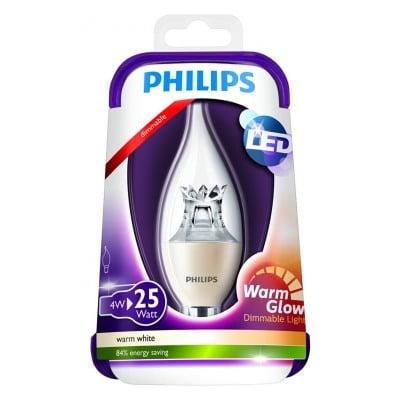 Philips FLAM CDV E14 4W F