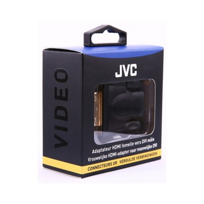 Jvc ADAPTATEUR HDMI / DVI GOLD