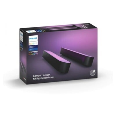 Philips Hue Play pack de 2 - Noir