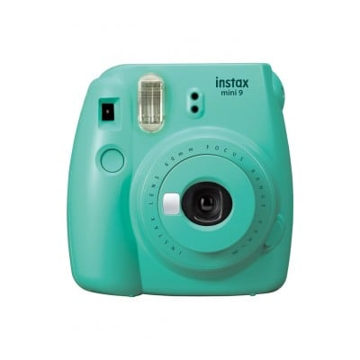 Fujifilm Instax Mini 9 Mint Blue - EXCLUSIVITE DARTY