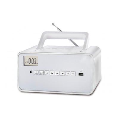 Dcybel BOOM BOX BT WHITE