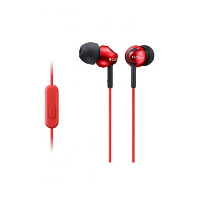 Sony MDR-EX110AP Rouge