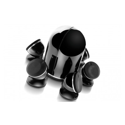 Focal DôME PACK 5.1 BLACK