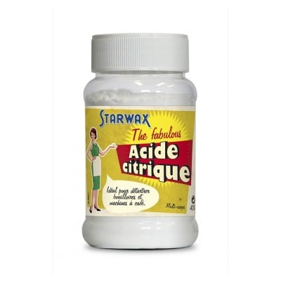Starwax ACIDE CITRIQUE 400GR Fabulous