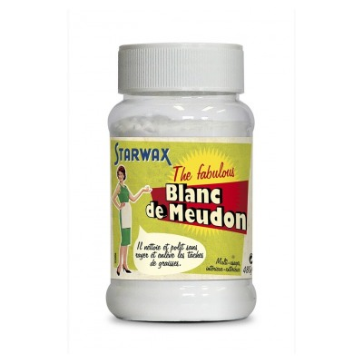 Starwax BLANC DE MEUDON 480GR
