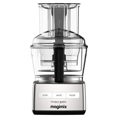 Magimix CS3200XL CHROME MAT