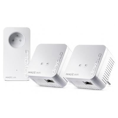 Devolo devolo Magic 1 WiFi mini, Kit Multiroom, 3 adaptateurs CPL