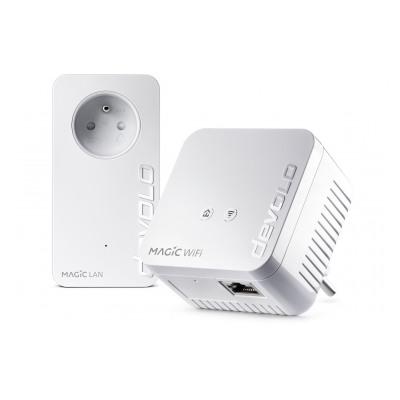 Devolo devolo Magic 1 WiFi mini, Kit de démarrage, 2 adaptateurs CPL