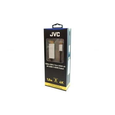 Jvc CABLE USB-C TO HDMI 1.8M