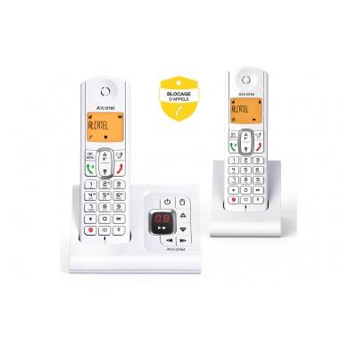 Alcatel Tel DECT F 670 Voice Duo