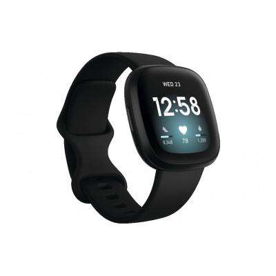 Fitbit Versa 3 Noir