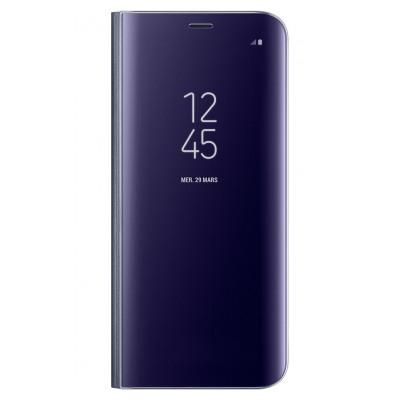 Samsung ETUI CLEAR VIEW COVER LAVANDE POUR SAMSUNG GALAXY S8