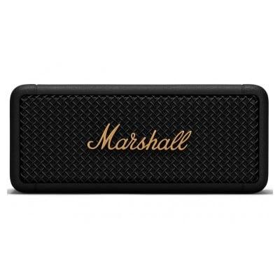 Marshall Emberton Black/Brass