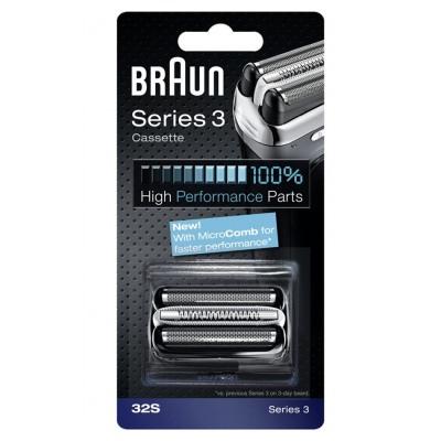 Braun Cassette 32S Série 3