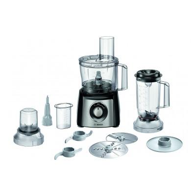 Bosch Robot de cuisine MultiTalent 3 Plus Noir MCM3PM386