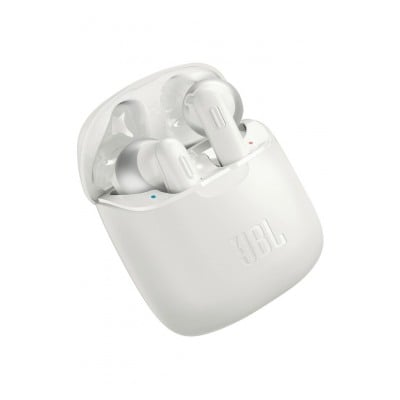 JBL T220 True Wireless Blanc
