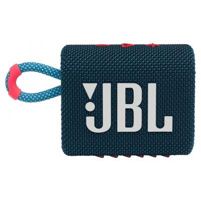 Jbl Enceinte Portable JBL GO 3 Bleue Foncée