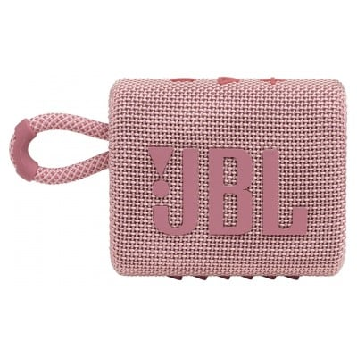 Jbl Enceinte Portable JBL GO 3 Rose