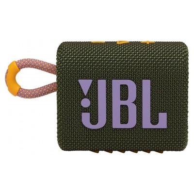 Jbl Enceinte Portable JBL GO 3 Verte